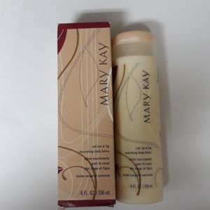 Mary Kay red tea and fig nourishing body lotion